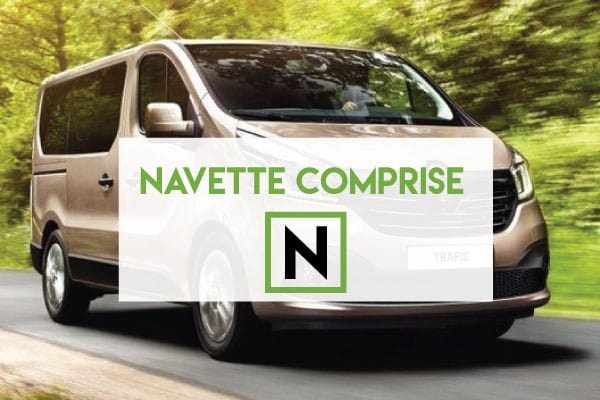 Navette parking roissy cdg