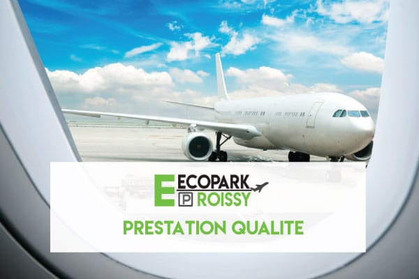 Parking Ecopark Roissy 1