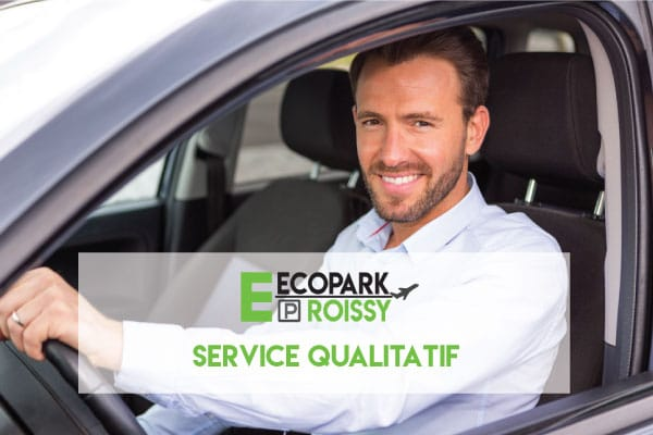 Parking Ecopark Roissy Pas cher