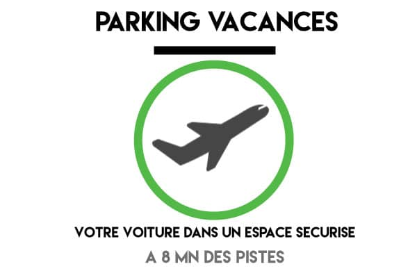 Parking Roissy ecopark
