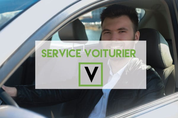 Voiturier parking roissy
