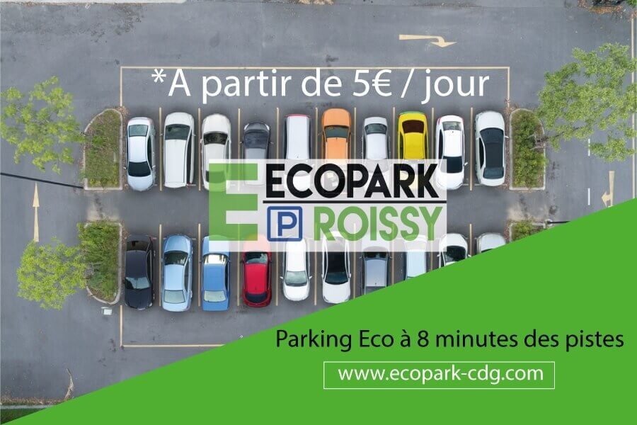 parking-roissy-ecopark CDG
