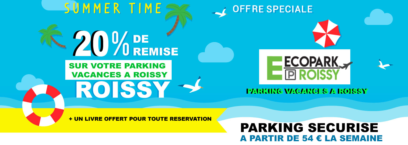 promotion parking roissy ecopark parking roissy. Black Bedroom Furniture Sets. Home Design Ideas